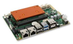congatec expands 3.5-inch offering to NXP i.MX8 processors