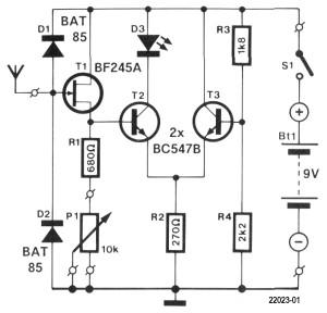 Small Circuits Revival (21): Cable & Conduit Locator