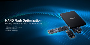 Apacer Technology Pinpoints Accuracy with 3D NAND Flash Optimization
