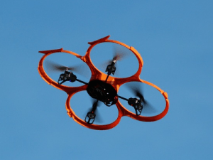 Catching drones gone rogue