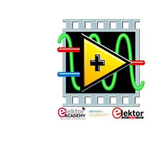 Next Elektor/element14 Webinar: Analog Circuit Design in LabVIEW
