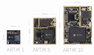 The Samsung ARTIK family