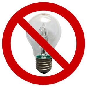 High-voltage halogen lamps banned starting 1 September