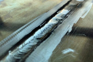 Nanoparticles solve tricky welding problem