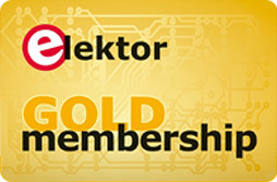 Red Pitaya now offers their customers a 50% discount on a 1 year Elektor GOLD Membership  (new members only).