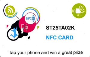 Elektor/STMicro NFC competion - only 1 week left