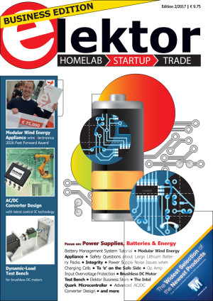 Elektor Business Magazine edition 2/2017