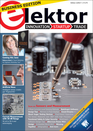 Elektor Business Magazine Edition 3/2017