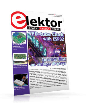 Elektor Magazine 3/2018 now on sale -- print or download
