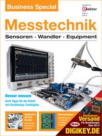 Elektor Business Special: Messtechnik
