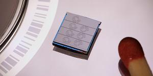 Frequenzkamm-Laser erreicht 1,44 Tb/s