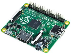 Raspberry Pi (Mod. A+) vorgestellt
