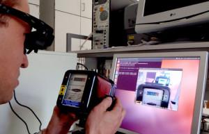 Strom- und Gaszähler mit Datenbrille ablesen