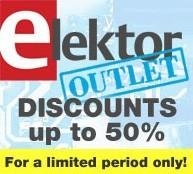 Elektor Outlet Store: Letzte Gelegenheit!