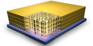 Erster kommerzieller 3D-Speicherchip