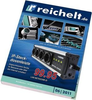 Neuer Katalog von Reichelt