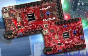 Erste Arduino-kompatible 32-bit-Entwicklungsplattform