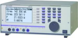 Software für CE-konforme Messung der Standby-Leistung