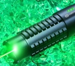 Luxus-Laserpointer leuchtet 137 Kilometer weit