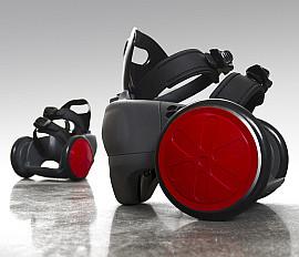 Elektro-Rollschuhe werden Wirklichkeit