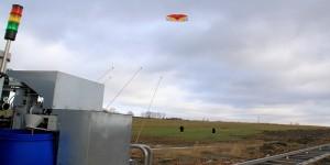 Drachen als Alternative zu Windrädern