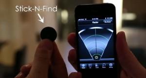 StickNFind: Wiederfinden dank Bluetooth