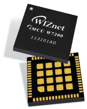 TCP/IP in Hardware: Neue Netzwerk-Chips von WIZnet