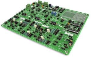 Entwicklungsboard für Analog-Elektronik