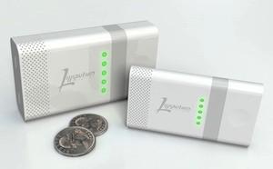 USB-Akku: Brennstoffzelle bringt 14-fache Laufzeit