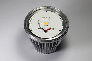 nPola-LED - 5 mal heller als konventionelle LED