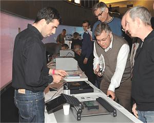 Seminartag für Elektronik-Profis und -Hobbyisten