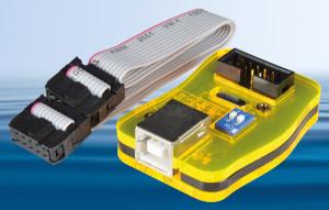 Günstiger ISP-Programmer für AVR-, Cortex-M3-, STM32- und LPC-Mikrocontroller