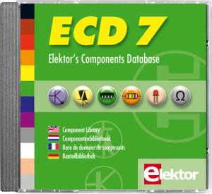 Must-have für alle Elektroniker: Datenbank-CD mit über 75.000Bauteilen