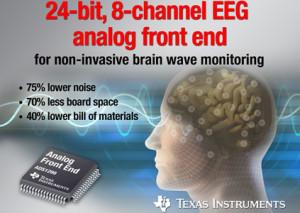 ADS1299: Rauschärmstes EEG-Frontend