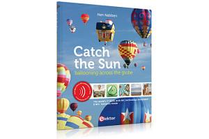 Catch the Sun: Das erste Buch der Welt mit NFC-Technik!