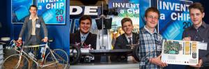 Invent a Chip: eigene Computerchips von Schülern