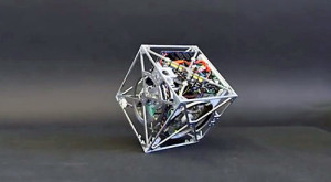Cubli: Ein Würfel, der geht