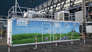 Überschüssige grüne Energie speichern