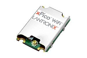 Micro-WLAN-Geräteserver: xPico von Lantronix