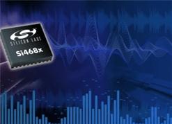 Antenne/Audio-Chip unterstützt HD und DAB