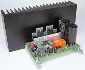 Bausatz-Tipp: Kompakte Audio-Endstufe