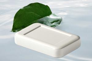 Gehäuse aus Bio-Kunststoff