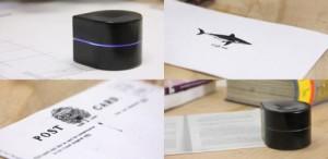Krabbelnder Mini-Drucker als Kickstarter-Projekt