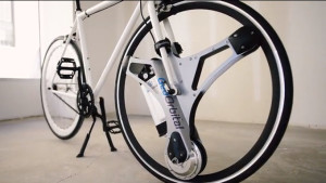 GeoOrbital Wheel – Ein Fahrrad in 60 Sekunden elektrifizieren