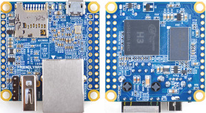 NanoPi NEO von FriendlyARM für unter 10€