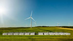 Projekt Riesenakku. Bild: Tesla