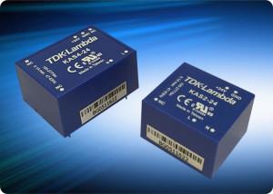 Kleine Netzteil-Module mit 2 und 4W. Bild:TDK.