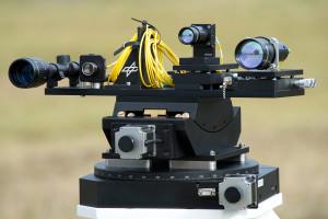 Rekord: Datenübertragung per Laser mit 45 DVD/Sekunde