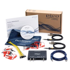 Review: USB-Oszilloskop PicoScope 2208B MSO