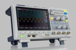 Review: Vierkanal-Oszilloskop Siglent SDS1204X-E
